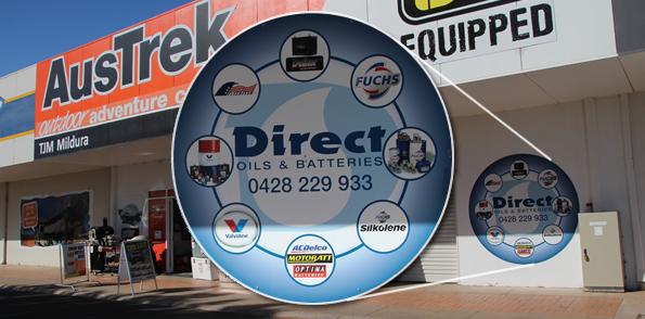 Direct Oils & Batteries | car repair | 322 Etiwanda Ave, Mildura VIC 3500, Australia | 0428229933 OR +61 428 229 933