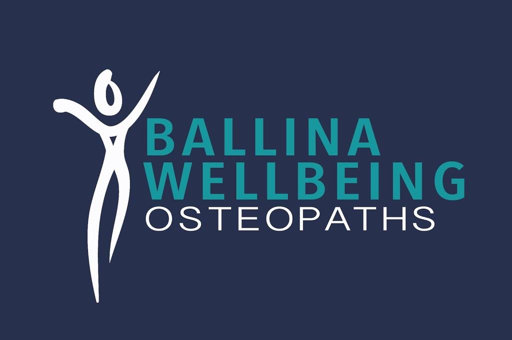 Ballina Wellbeing Osteopaths (now Fluid Motion Osteo) | health | 11 Norton St, Ballina NSW 2478, Australia | 0491155129 OR +61 491 155 129