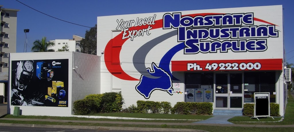 Norstate Industrial Supplies | home goods store | 1 North St, Rockhampton City QLD 4700, Australia | 0749222000 OR +61 7 4922 2000
