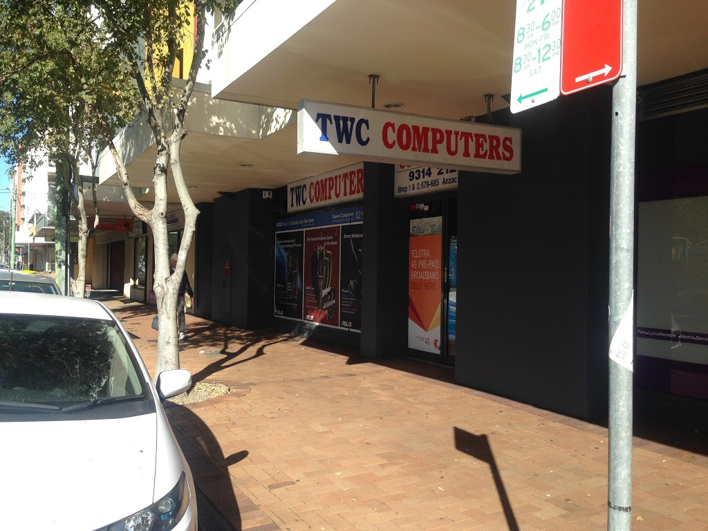 TWC Network - Top Win Computer | electronics store | 7 Hastings Ave, Chifley NSW 2036, Australia | 0293142125 OR +61 2 9314 2125