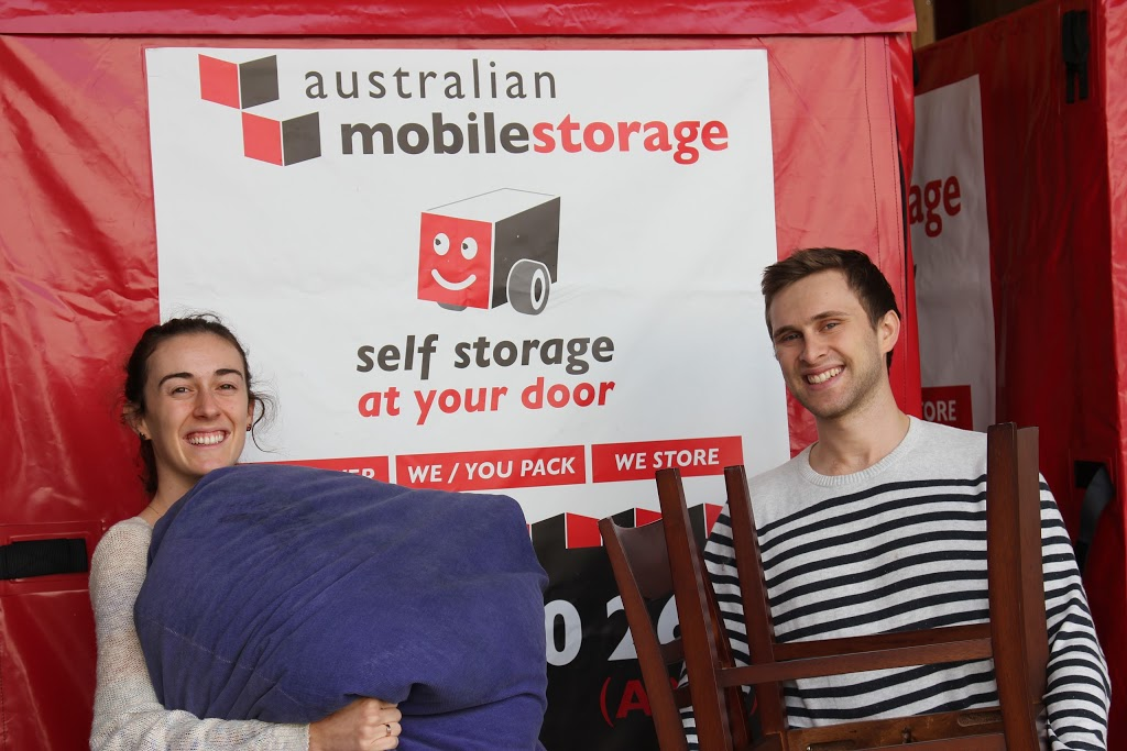 Australian Mobile Storage - Moving company | 10 Bell Are ...