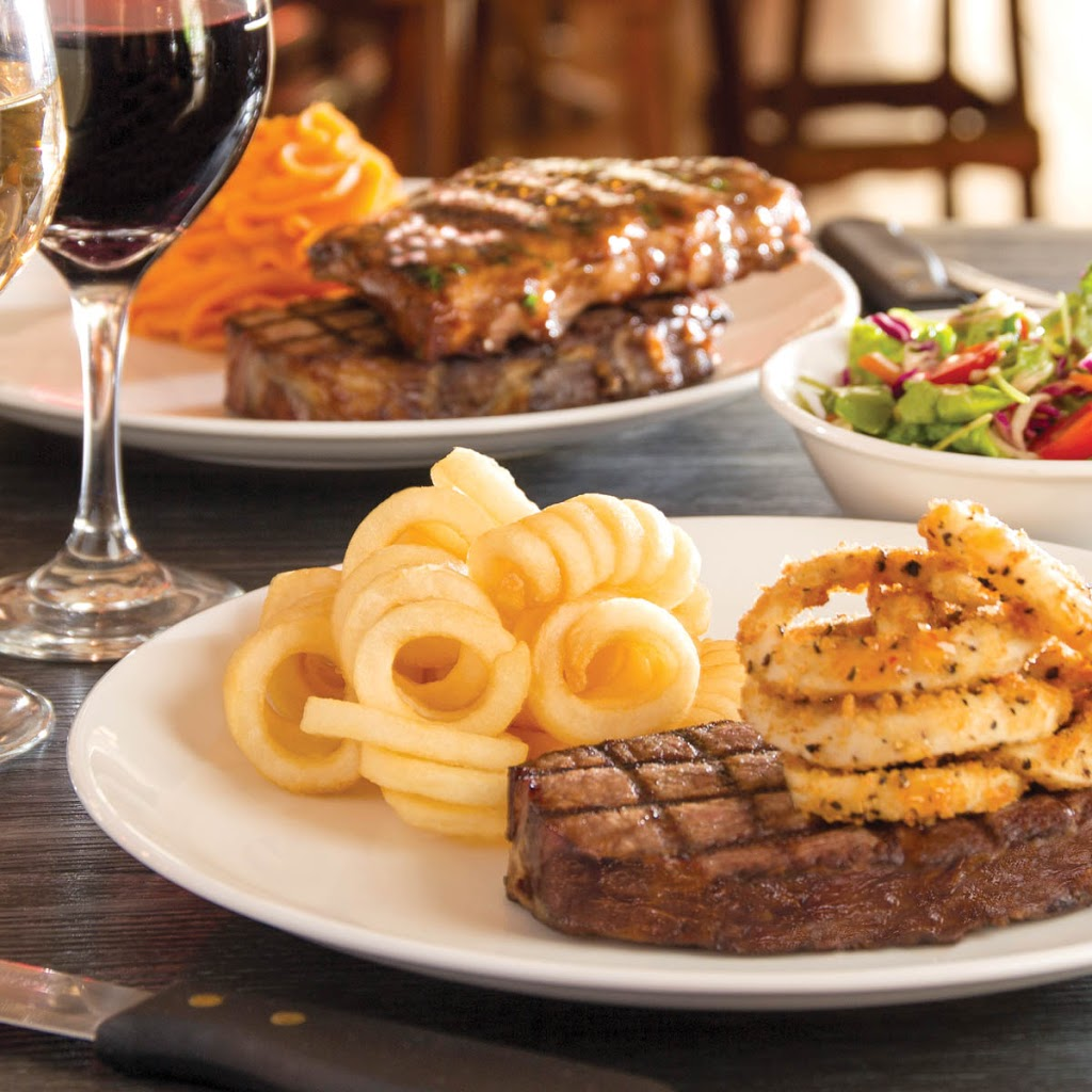 Hogs Australias Steakhouse Canberra | restaurant | Baileys Arcade, 143 London Circuit, Civic ACT 2608, Australia | 0262578501 OR +61 2 6257 8501
