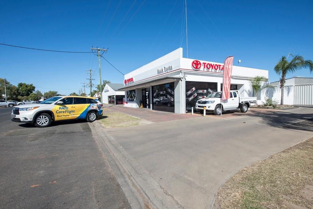 Black Toyota   car dealer   73/75 Charles St, Roma QLD 4455, Australia   0746242400 OR +61 7 4624 2400