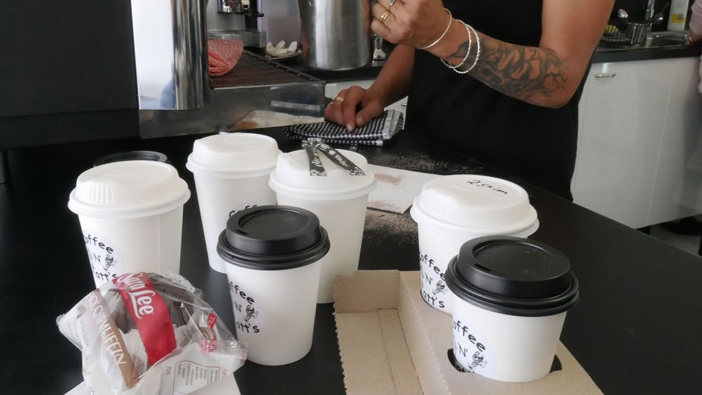 Coffee N Tatts | cafe | shop 2/74-80 Wallarah Rd, Gorokan NSW 2263, Australia | 0243921977 OR +61 2 4392 1977