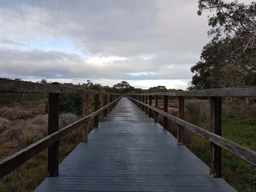 Lota Creek Boardwalk   park   325 Whites Rd, Lota QLD 4179, Australia