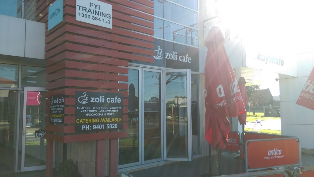 Zoli Cafe | cafe | Epping VIC 3076, Australia