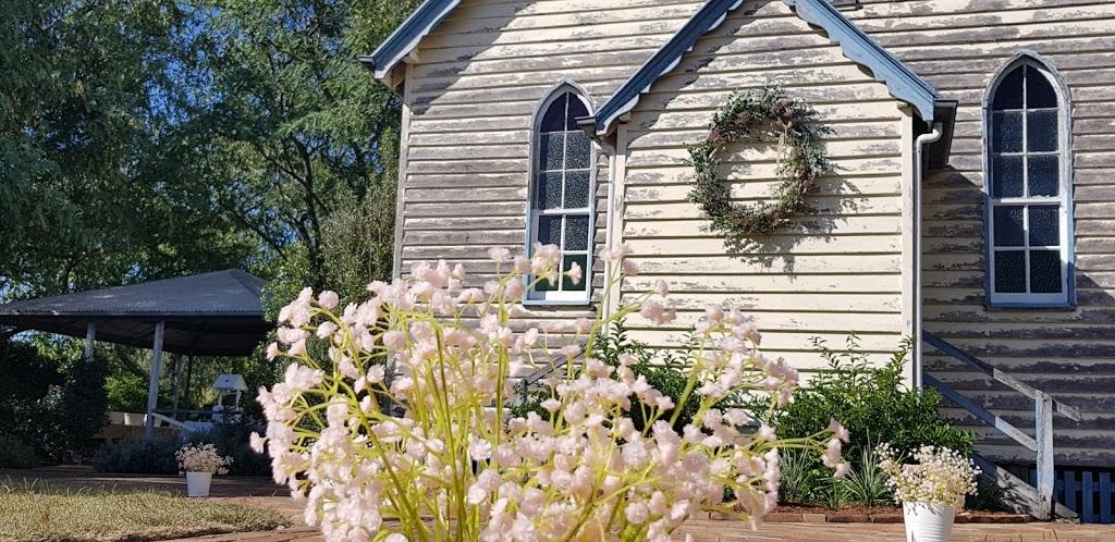 The Old Church Marburg   church   89 Queen St, Marburg QLD 4346, Australia   0754644546 OR +61 7 5464 4546