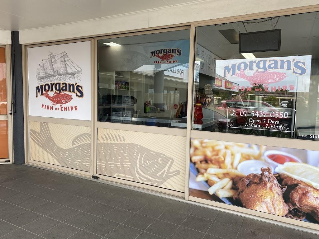 Marshall's Fish & Chips | meal takeaway | 132 Beerburrum St, Aroona QLD 4551, Australia | 0754370550 OR +61 7 5437 0550