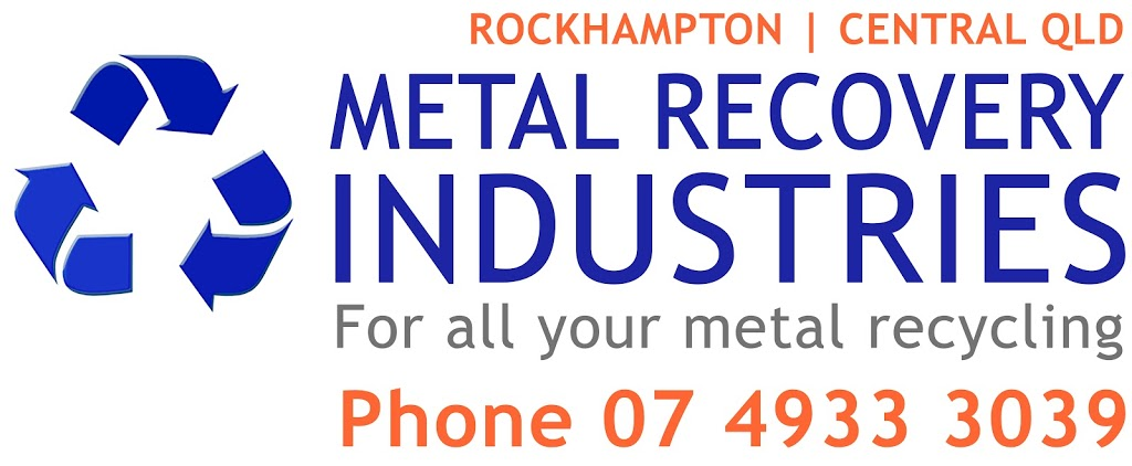 Metal Recovery Industries | point of interest | 2 Old Capricorn Hwy, Gracemere QLD 4702, Australia | 0749333039 OR +61 7 4933 3039