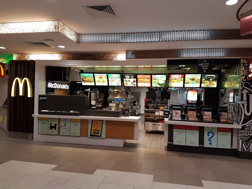 Mcdonalds Crown Perth
