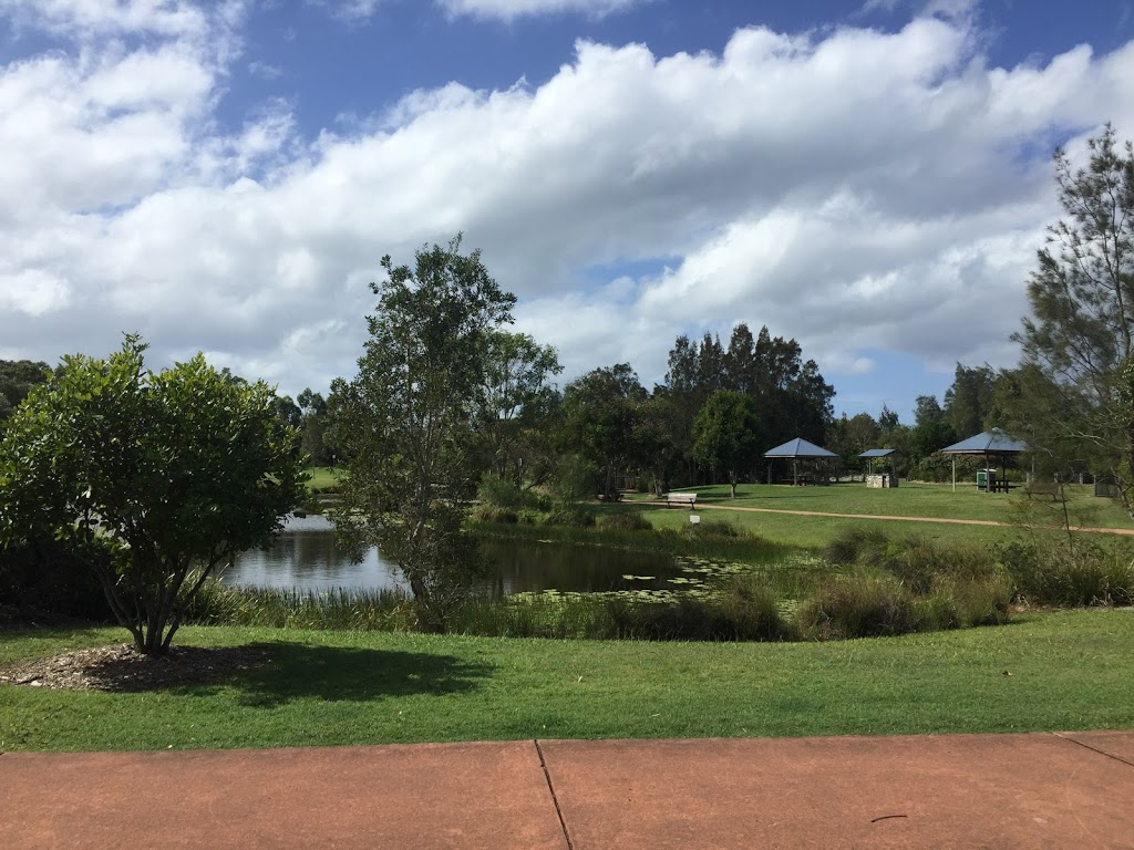 The Avenue Park – Duck Pond Peregian Springs   park   41/66 The Avenue, Peregian Springs QLD 4573, Australia