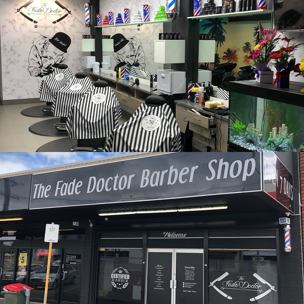 The Fade Doctor Barbershop | hair care | 3/77 Wanneroo Rd, Tuart Hill WA 6060, Australia | 0413655889 OR +61 413 655 889