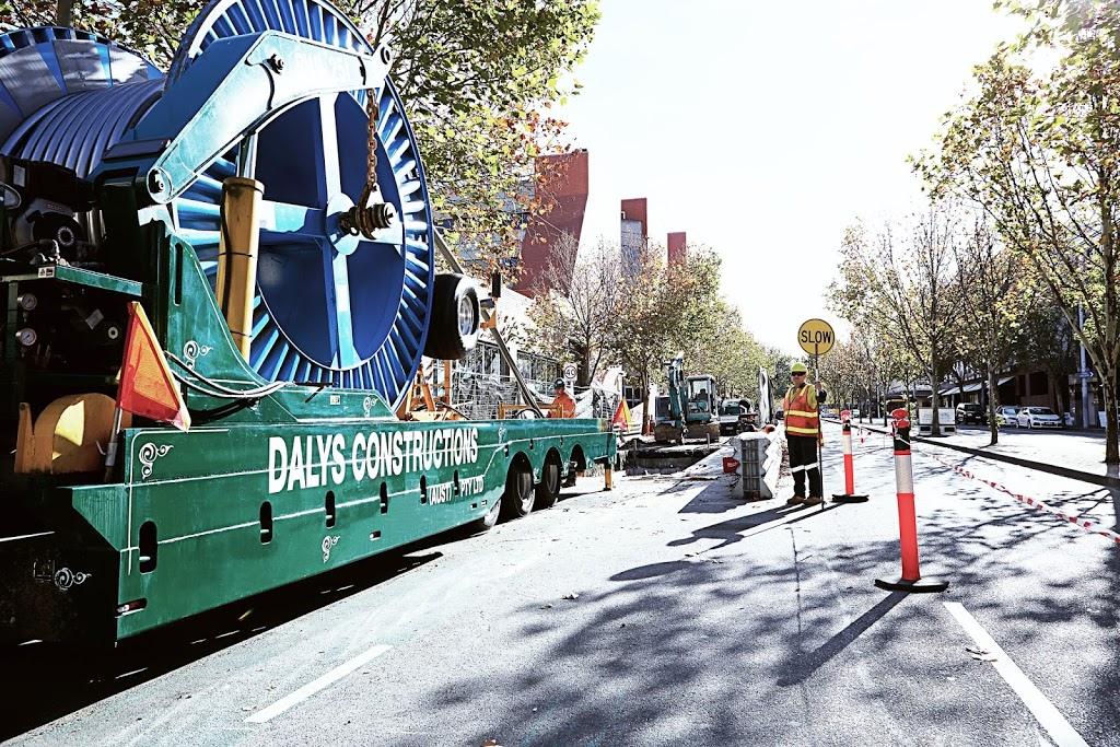 Dalys Construction (Australia PTY LTD) | electrician | 20-26 Cyanamid St, Laverton North VIC 3026, Australia | 0393609485 OR +61 3 9360 9485