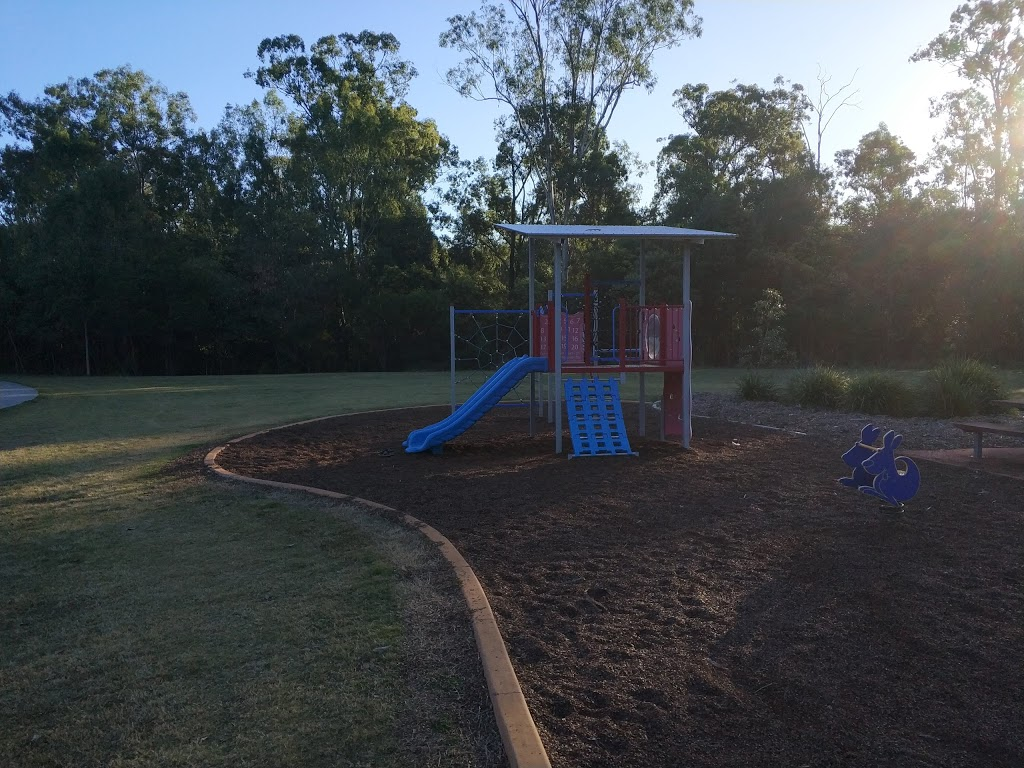 Augustine Heights Dog Park | park | 25 Bathersby Cres, Augustine Heights QLD 4300, Australia