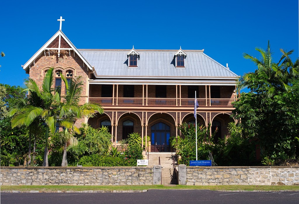 James Cook Museum | museum | 50 Helen St, Cooktown QLD 4895, Australia | 0740695386 OR +61 7 4069 5386