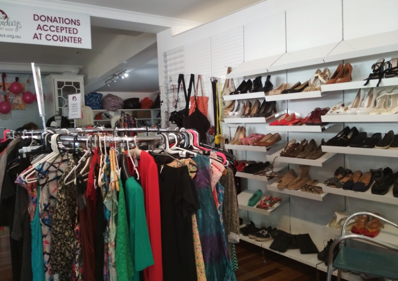 Yesterdays Thrift Shop | clothing store | 235 Boundary St, West End QLD 4101, Australia | 0738464033 OR +61 7 3846 4033
