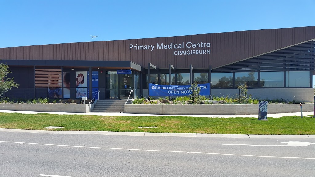 Primary Medical Centre Craigieburn | dentist | 70 Central Park Ave, Craigieburn VIC 3064, Australia | 0392195500 OR +61 3 9219 5500