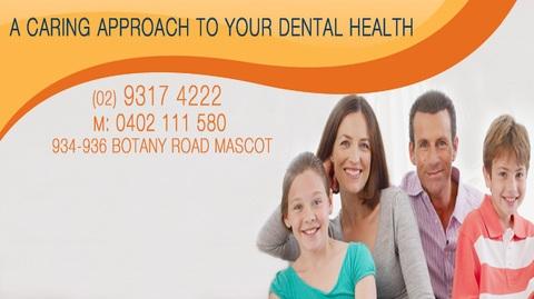 Mascot Dental Centre | dentist | 934-936 Botany Rd, Mascot NSW 2020, Australia | 0402111580 OR +61 402 111 580