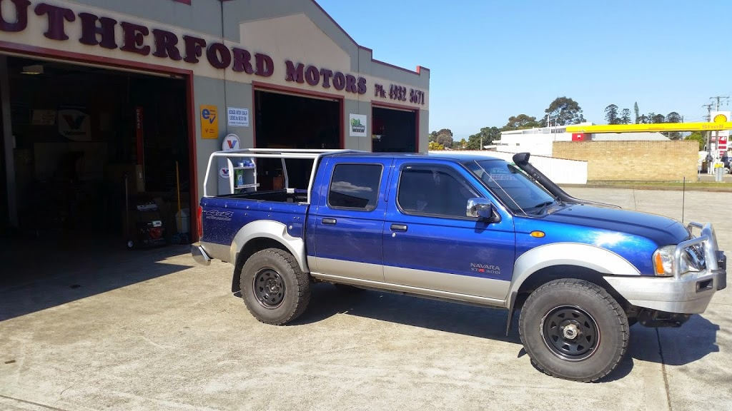 Rutherford Exhaust Specialists | car repair | 3/36 Green St, Telarah NSW 2320, Australia | 0249320390 OR +61 2 4932 0390