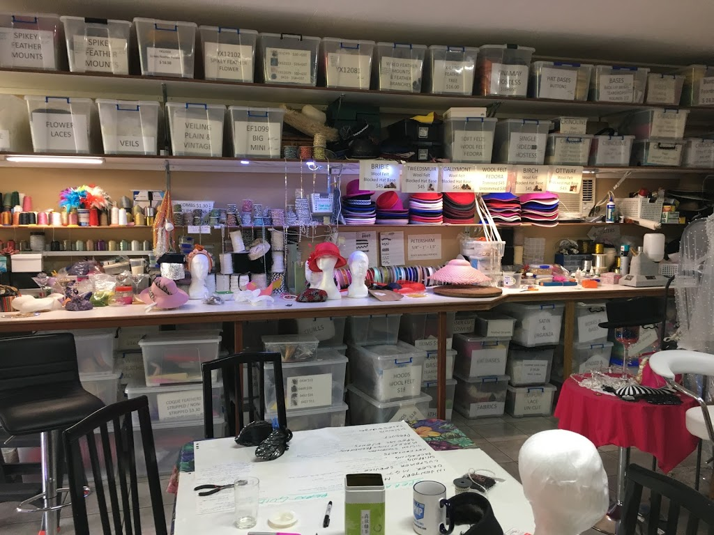 LilyM Millinery Supplies and Headpieces | clothing store | 151 Storrs Rd, Peachester QLD 4519, Australia | 0754949299 OR +61 7 5494 9299