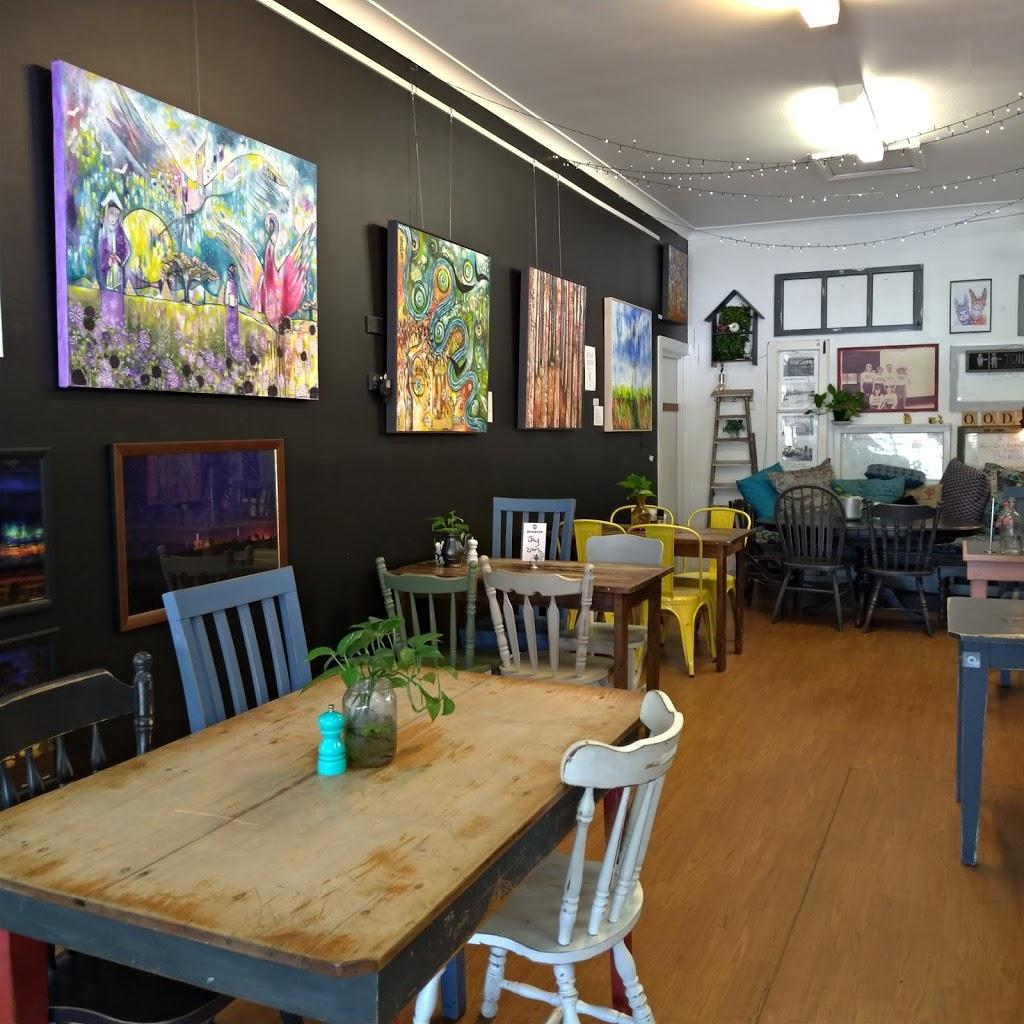 Oodies Cafe | cafe | 103 Gavin St, Bundaberg North QLD 4670, Australia | 0741535340 OR +61 7 4153 5340