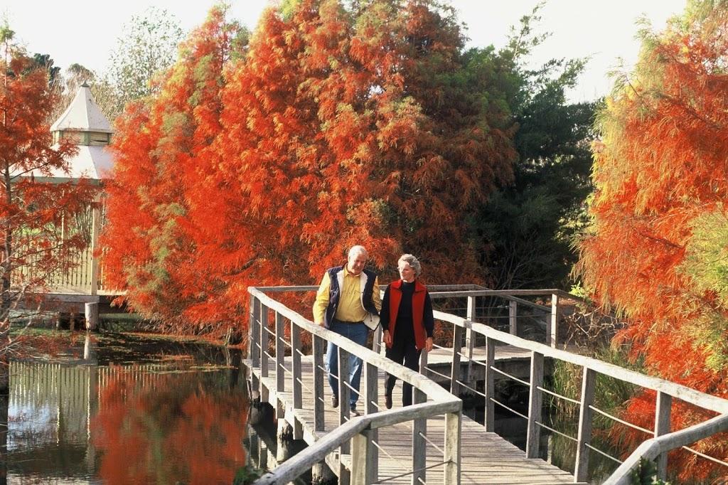 Penshurst Wetland Gardens | park | Chesswas St, Penshurst VIC 3294, Australia | 1800807056 OR +61 1800 807 056