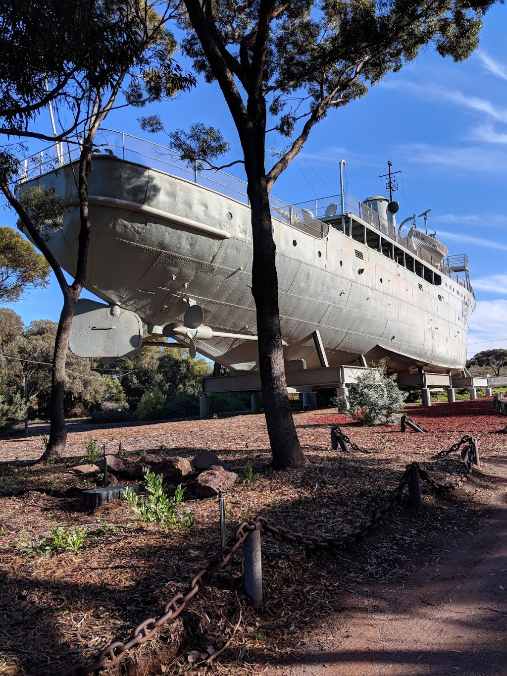 Whyalla Maritime Museum | museum | Lincoln Hwy, Whyalla Norrie SA 5608, Australia | 0886458900 OR +61 8 8645 8900