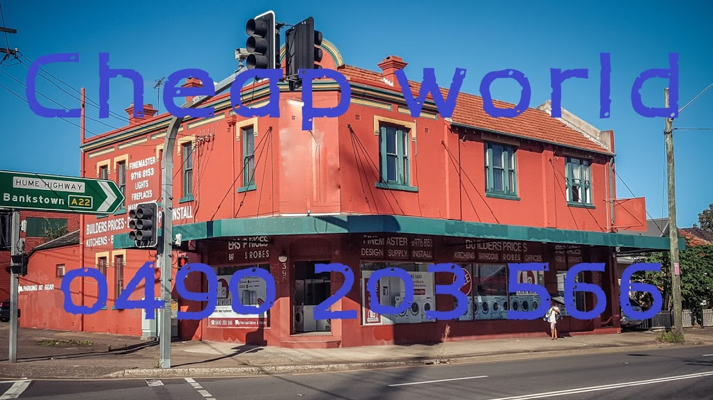 Cheap world | home goods store | 390-394 Liverpool Rd, Ashfield NSW 2131, Australia | 0490203566 OR +61 490 203 566