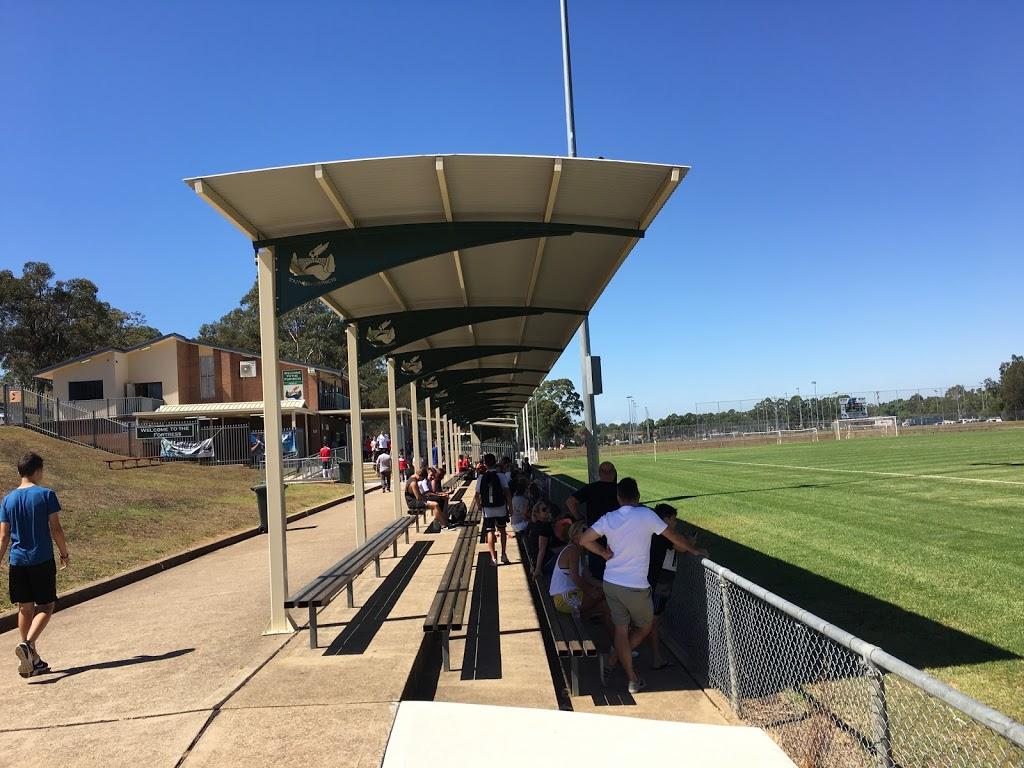 Ernie Smith Reserve   park   Moorebank NSW 2170, Australia   1300362170 OR +61 1300 362 170