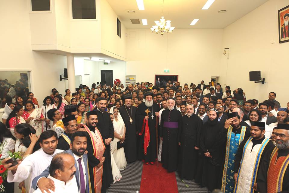 St. Mary's Jacobite Syrian Orthodox Church | church | 21/45 Powers Rd, Seven Hills NSW 2147, Australia | 0469660919 OR +61 469 660 919
