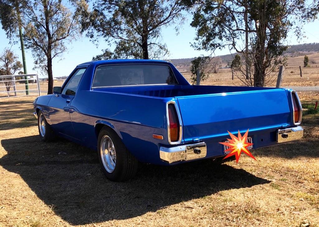 J & K Automotive Refinishing | car repair | 128 Swan Creek School Rd, Swan Creek QLD 4370, Australia | 0427372075 OR +61 427 372 075