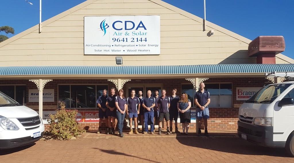 CDA Air and Solar | store | 4 Henrietta St, York WA 6302, Australia | 0896412144 OR +61 8 9641 2144