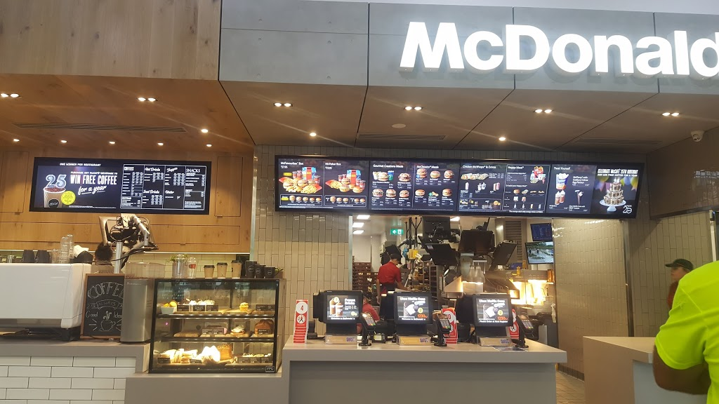 McDonald's Nambucca Highway Service Centre | cafe | 5 Boggy Creek Rd, Valla NSW 2448, Australia | 0265689536 OR +61 2 6568 9536
