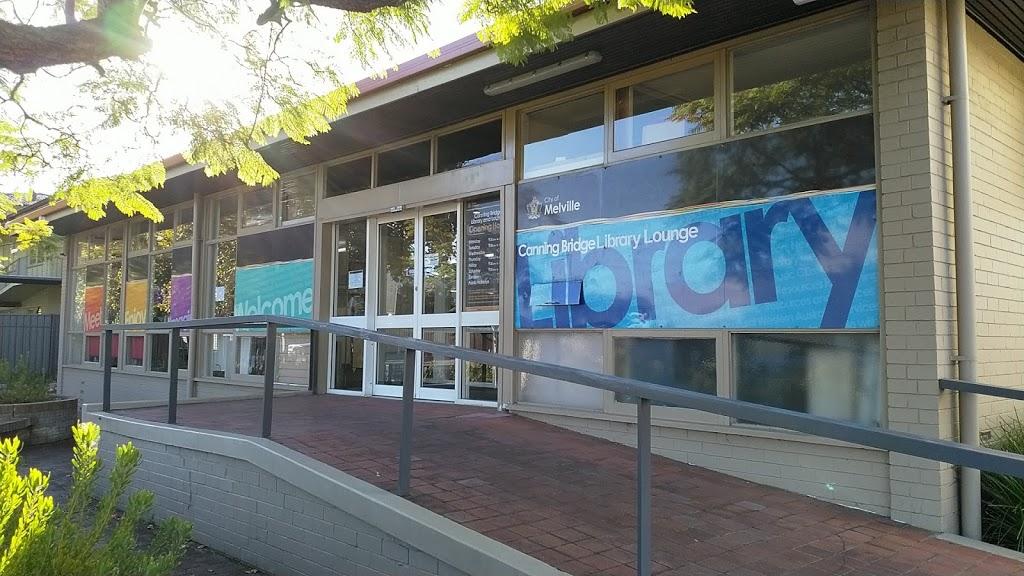 Canning Bridge Library Lounge   library   2 Kintail Rd, Applecross WA 6153, Australia   0893640121 OR +61 8 9364 0121