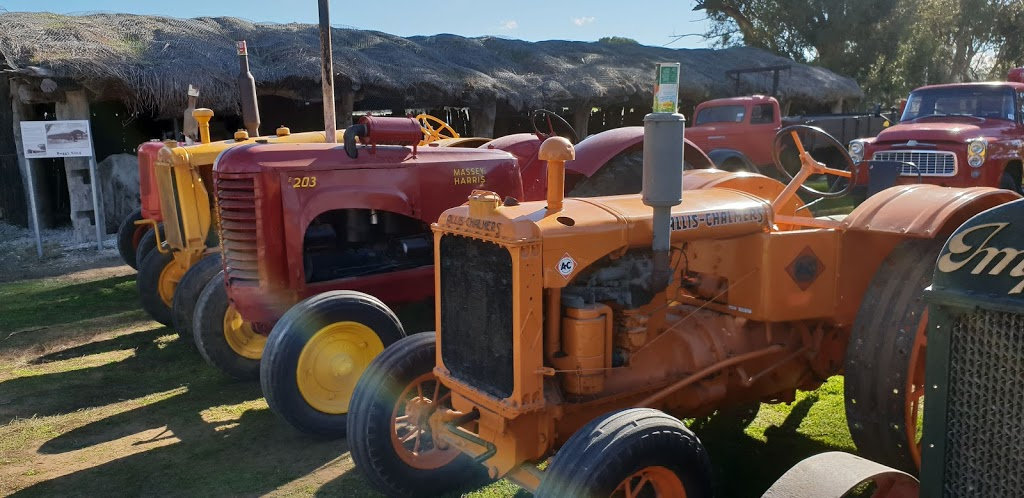Clayton Farm Heritage Museum | museum | 147 Clayton Farm Track, Bordertown SA 5268, Australia