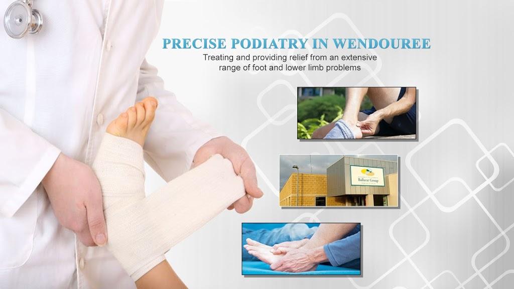 PRECISE PODIATRY   hospital   1021 Howitt Street, Wendouree VIC 3355, Australia   0353307333 OR +61 3 5330 7333