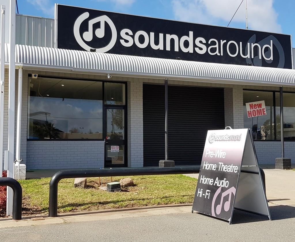 Sounds Around | electronics store | 8026 Goulburn Valley Hwy, Kialla VIC 3631, Australia | 0358210006 OR +61 3 5821 0006