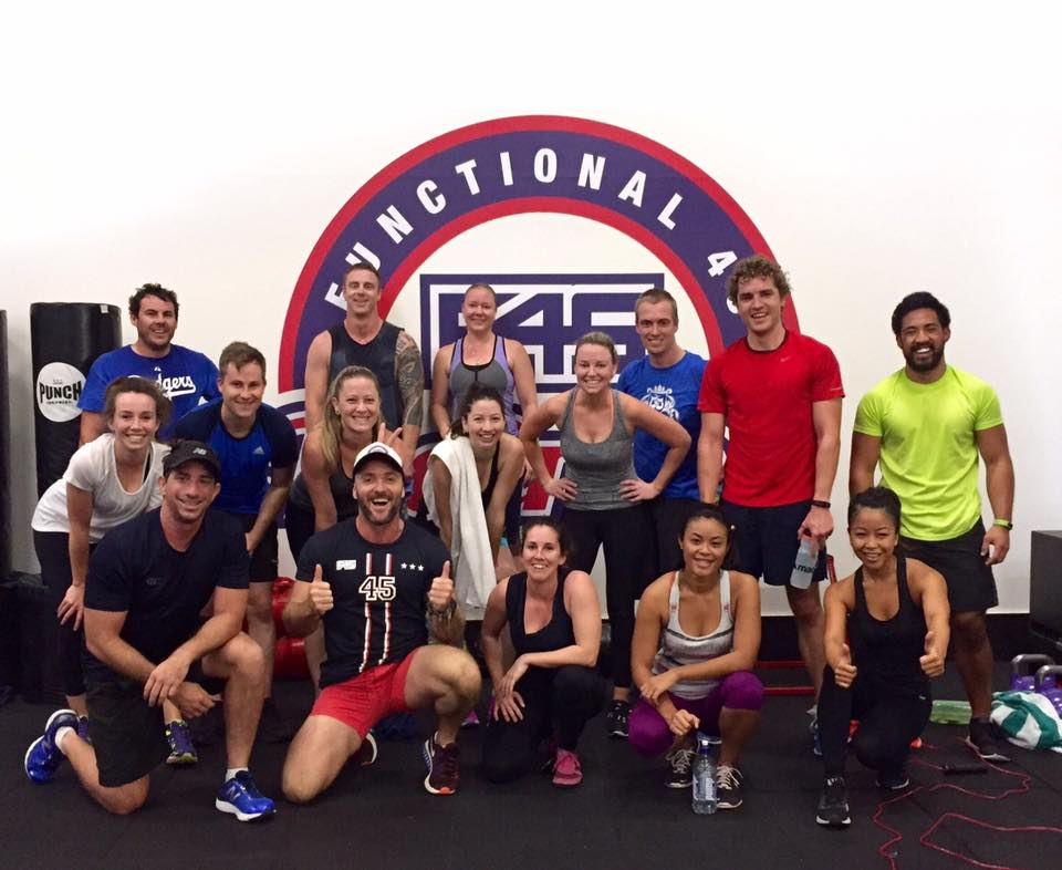 F45 Training Coorparoo | gym | 1/21 Castlemaine St, Coorparoo QLD 4169, Australia | 0433714151 OR +61 433 714 151