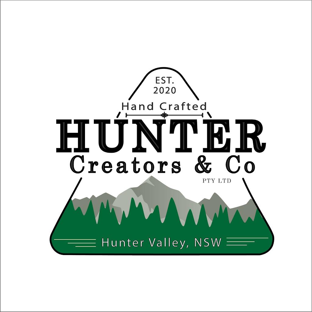 Hunter Creators & Co | point of interest | 4 Mcguigans Way, Branxton NSW 2335, Australia | 0435200355 OR +61 435 200 355