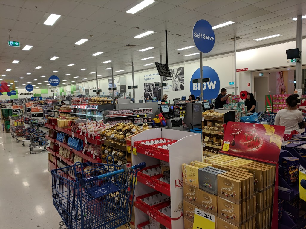 Big W - Epping | department store | 571-583 High St, Epping VIC 3076, Australia | 0384325250 OR +61 3 8432 5250