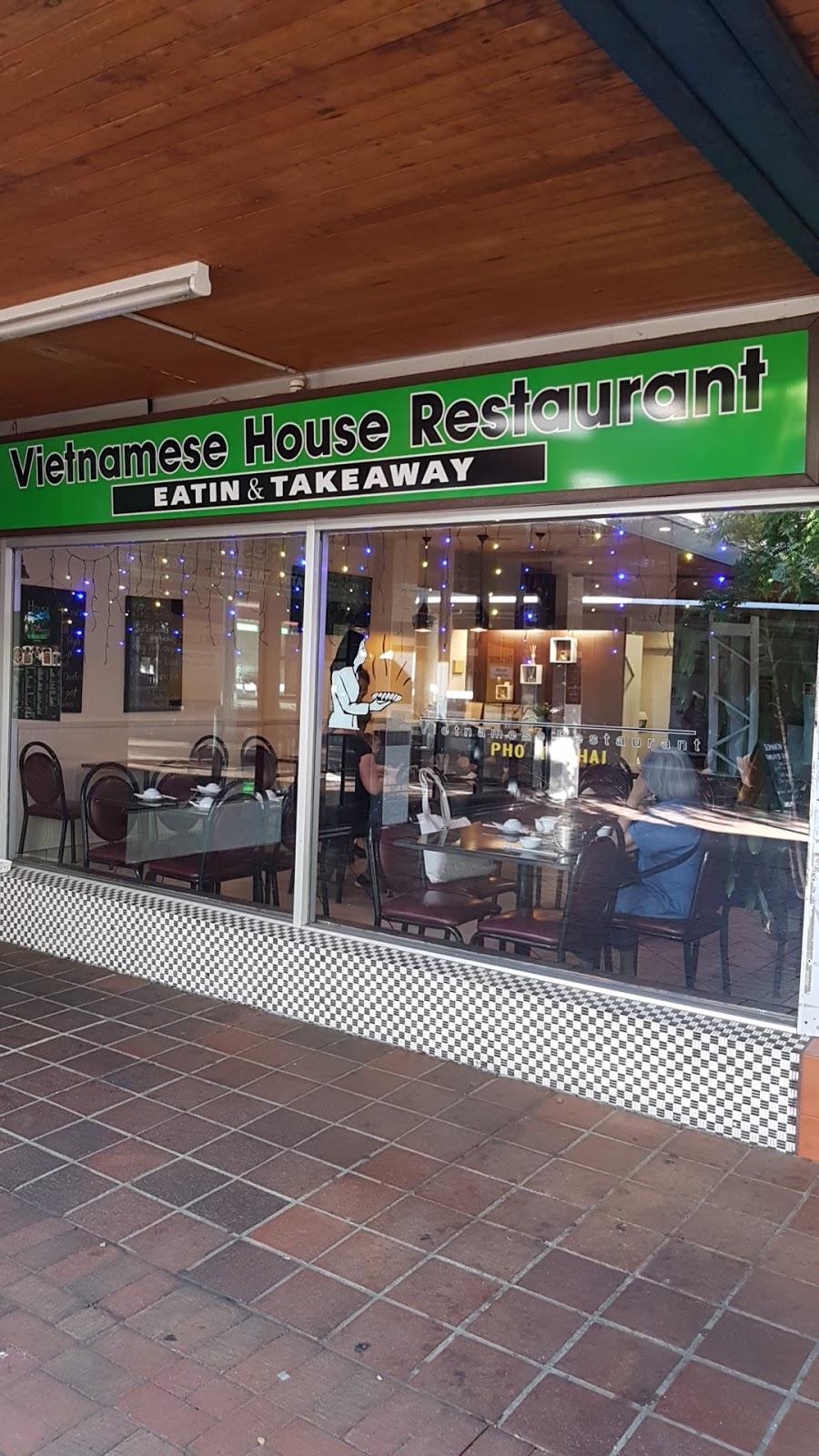 Vietnamese House Restaurant | restaurant | 4/42/30 Dickson Pl, Dickson ACT 2602, Australia | 0262497708 OR +61 2 6249 7708
