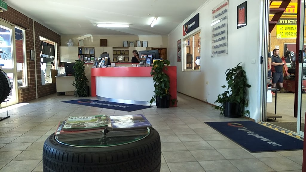 Tyrepower Wodonga | car repair | 3 Watson St, Wodonga VIC 3690, Australia | 0260561500 OR +61 2 6056 1500