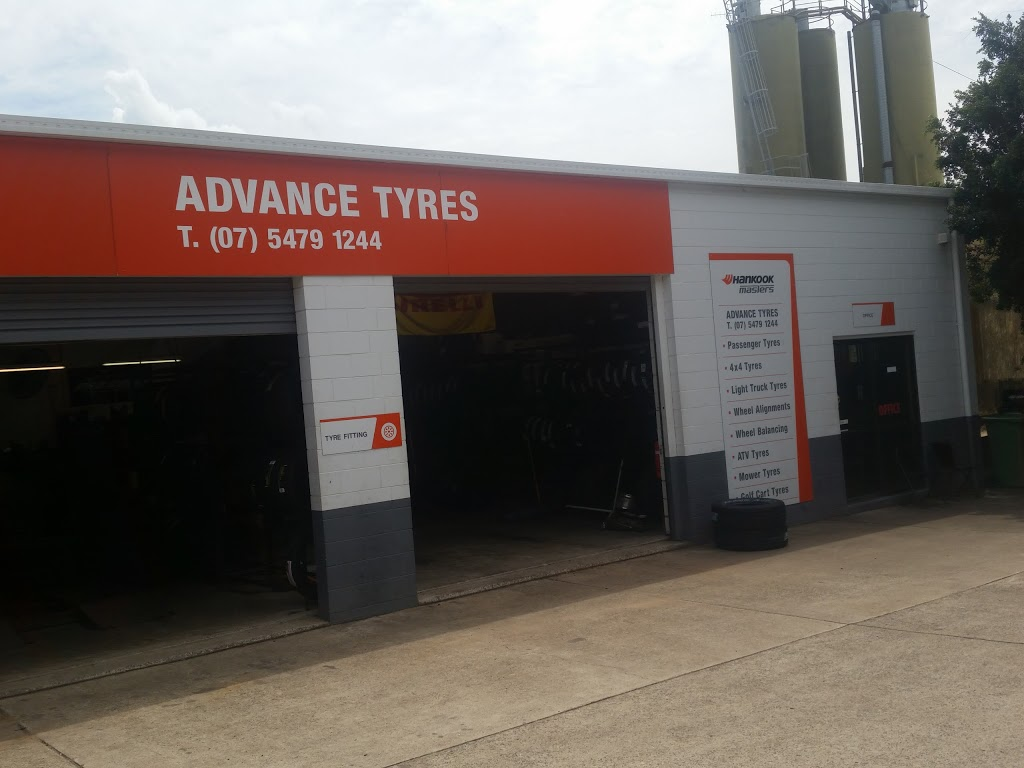 Advance Tyres | car repair | 37 Advance Rd, Kuluin QLD 4558, Australia | 0754791244 OR +61 7 5479 1244