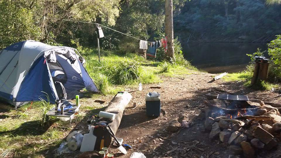 Fly Land Campsite | campground | Morton National Park, Tallong NSW 2579, Australia