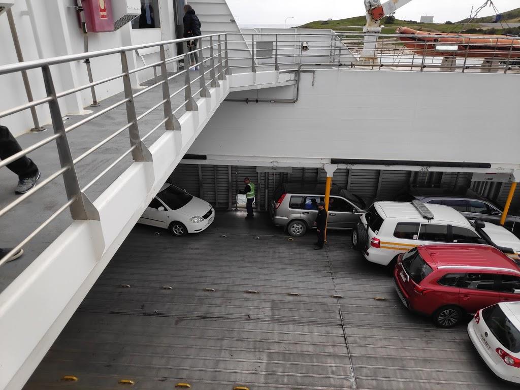 SeaLink Ferry Terminal - Cape Jervis | point of interest | Flinders Dr, Cape Jervis SA 5204, Australia | 131301 OR +61 131301