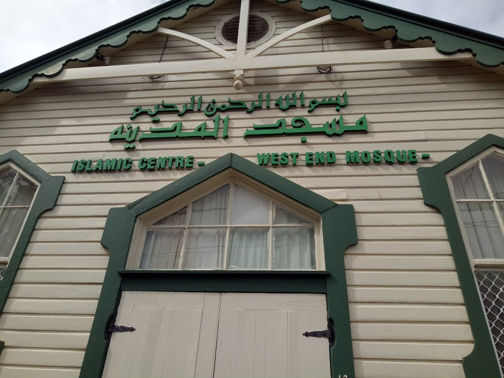 Islamic Society of West End | mosque | 12 Princhester St, West End QLD 4101, Australia | 0738461573 OR +61 7 3846 1573