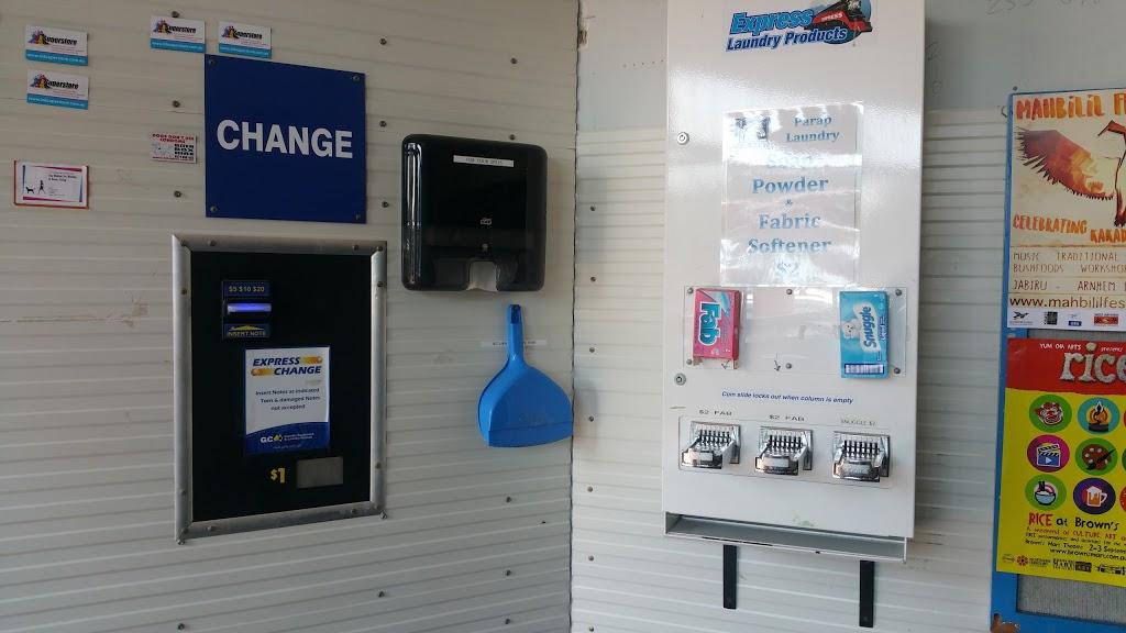 Parap Express Laundromat | laundry | United Fuel Shopping Complex, 1/209 Stuart Hwy, Parap NT 0820, Australia | 0889413511 OR +61 8 8941 3511