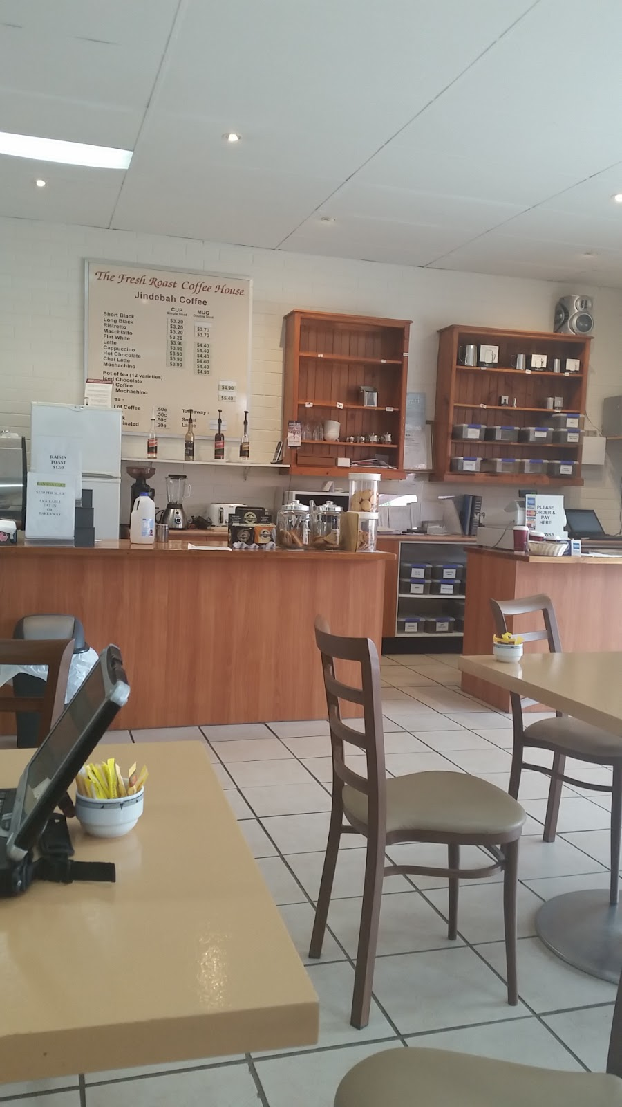 Jindebah Coffee   cafe   5/48 Sandford St, Mitchell ACT 2911, Australia   0262557300 OR +61 2 6255 7300