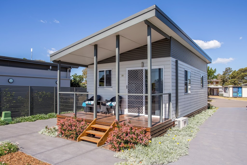 Blacksmiths Beachside Holiday Park   campground   30 Gommera St, Blacksmiths NSW 2281, Australia   0249712858 OR +61 2 4971 2858
