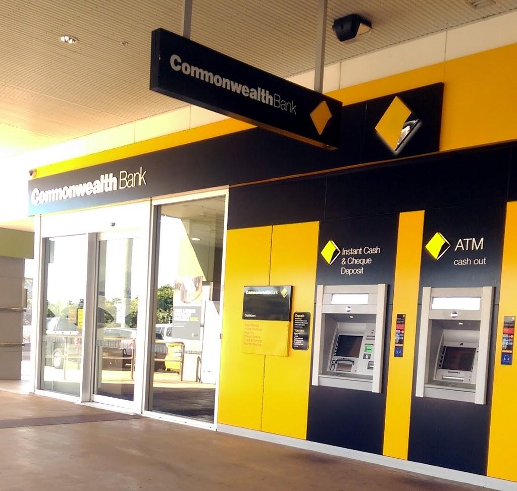 Commonwealth Bank | bank | Tenancy T155 Castletown Shoppingworld Woolcock St &, Kings Rd, Hyde Park QLD 4812, Australia | 0747716848 OR +61 7 4771 6848
